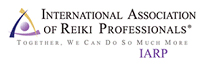 International Association of Reiki Professionals logo